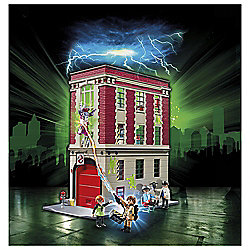 Playmobil 9219 Ghostbusters™ Fire Headquarters