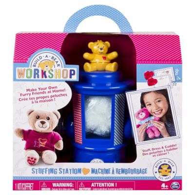 Build a Bear Workshop Stuffin Station
