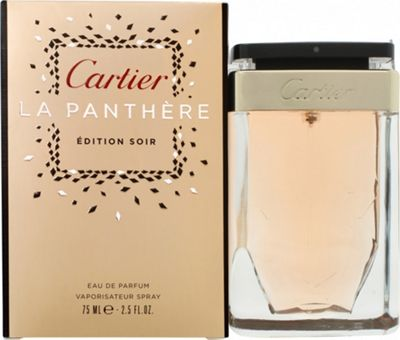 Cartier La Panthere Edition Soir Eau de Parfum (EDP) 75ml Spray For Women
