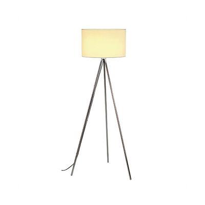 Soprana Tripod Floor Lamp Light White Shade Max. 60W Classic Style