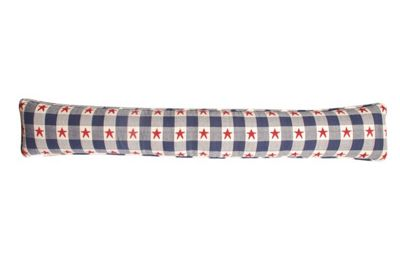 Woven Magic Jaquard Star Draught Excluder