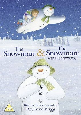 Snowman & The Snow Dog / Snowman Double Disc