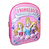 Disney Princess 'Princesses' 3D EVA Backpack