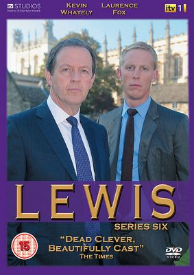 Lewis - Series 6 - Complete (DVD Boxset)