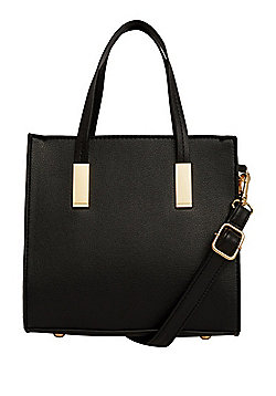 F&F Square Mini Tote Bag