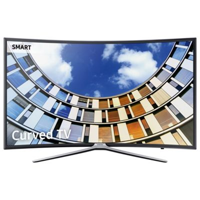 Samsung UE55M6320 55in M6320 Curved Full HD Smart TV with TV Plus