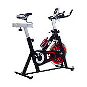 Homcom Exercise Trainer Indoor Aerobic Cycling Resistance Cardio w/ LCD