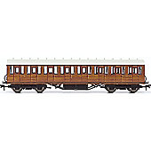Hornby Coach R4573 Lner Thompson Non-Corridor Third Class