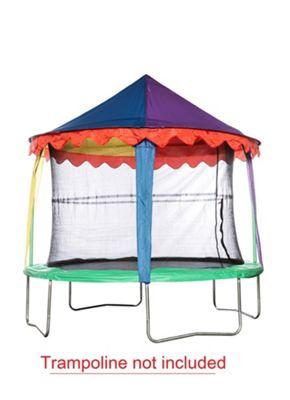 10ft JumpKing Circus Tent Canopy