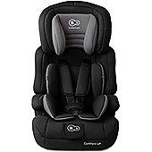 KinderKraft Comfort Up Group Group 1,2,3 Car Seat (Black)