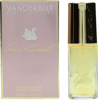 Gloria Vanderbilt Vanderbilt Eau de Toilette (EDT) 15ml Spray For Women