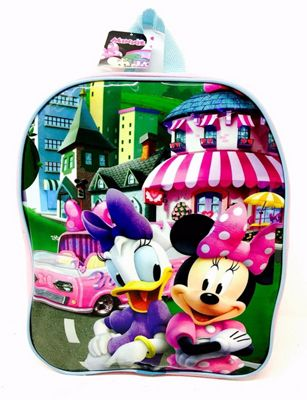 Disney Minnie Mouse 'Friends' Arch School Bag Rucksack Backpack
