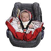 Snugglebundl, Baby Wrap/Carrier - Snugglebundl Red