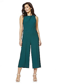 F&F Wide Leg Jumpsuit - Green