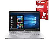 "Certified Refurbished HP 14-bk063sa 14"" Laptop Intel Pentium 4415U 4GB 1TB Windows 10 with Internet Secuirty - 1VJ36EA#ABU"