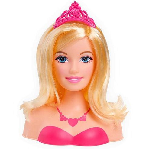 Barbie The Princess And The Popstar Styling Head