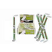 20 Small Flavoured Rock Sticks - Choc and Lime Flavour