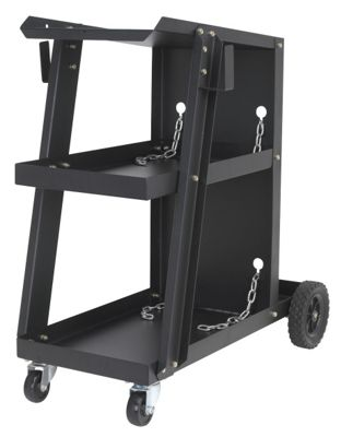 Sealey BTR4 - Universal Trolley for Portable MIG Welders