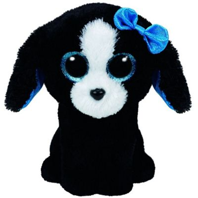 TY Beanie Boo Plush - Tracey the Dog 15cm