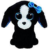 TY Beanie Boo Plush - Tracey the Dog 15cm