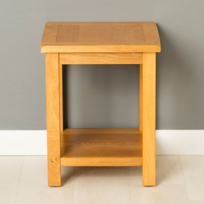 Buy poldark oak lamp table light oak from our side lamp tables poldark oak lamp table light oak aloadofball Image collections