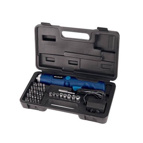 BT-SD48F Screwdriver in Case 4.8 Volt