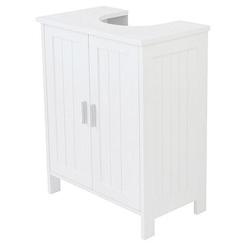 Swell Lloyd Pascal Chalgrove Undersink Storage Cabinet White Download Free Architecture Designs Philgrimeyleaguecom