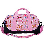 Children's Pink Ponies Duffel Bag