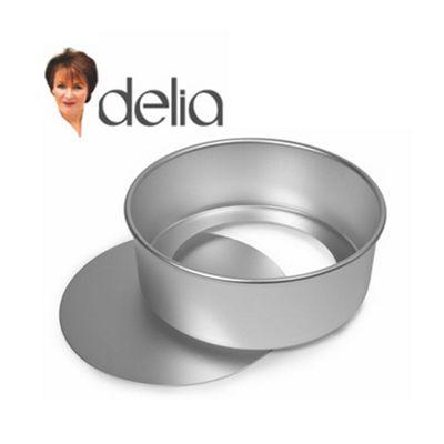 Delia Smith Online Loose Base Cake Tin 18cm