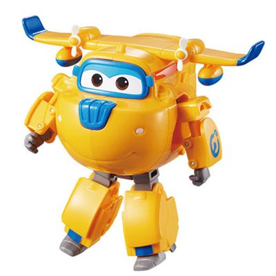 Super Wings Transforming Donnie