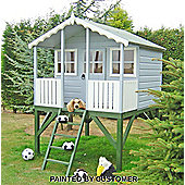 Playhouse The Stork with Platform By Finewood