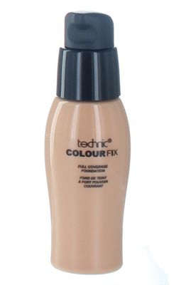 Technic Colour Fix Full Coverage Foundation 35ml-Terracotta