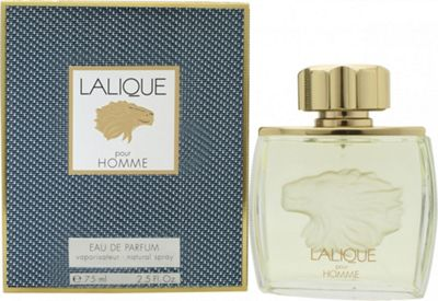Lalique Pour Homme Lion Eau de Parfum (EDP) 75ml Spray For Men