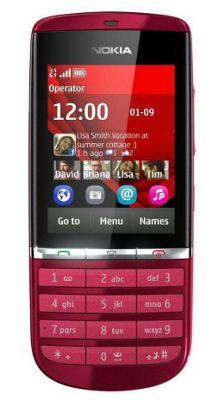 Nokia Asha 300 Mobile Phone