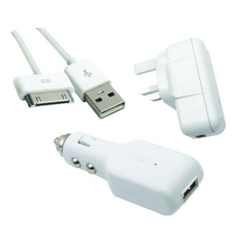 Maplin 2.1A iPad Charger Kit