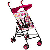 Hauck Disney Sun Plus Stroller (Mickey Geo Pink)
