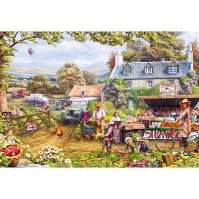 Pick Your Own - 2000 Piece Puzzle