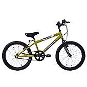 "Professional Ranger 20"" Wheel Kids MTB Bike 7+"