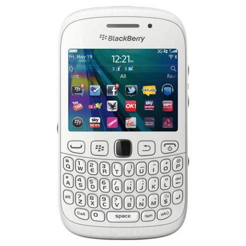 Tesco Mobile BlackBerry® Curve™ 9320 White