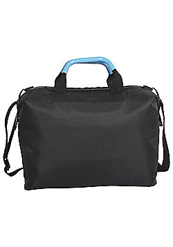 IT Luggage World's Lightest Small Black Holdall