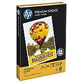 HP Premium Choice White A4 100Gsm Paper, 250 Sheets