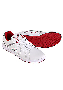 Woodworm Surge V2.0 Casual Spikeless Street Golf Shoes - White