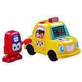 Vtech Baby Fun Phonics Yellow Taxi Cab