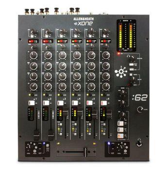Allen & Heath Xone 62 Dj-Mixer