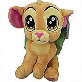 "Disney Glamour Pets 6"" Plush (Simba)"