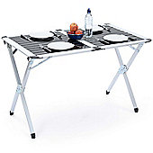 Trail Large Folding Aluminium Camping Table