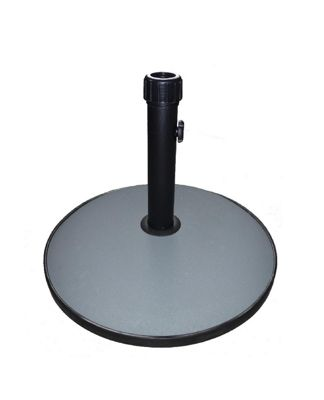 Charles Bentley Round Concrete Parasol Base