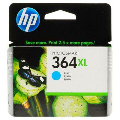Hewlett-Packard CB323EE Colour No.364XL Inkjet Print Cartridges