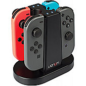 Venom Joy-Con Quad Charge Stand