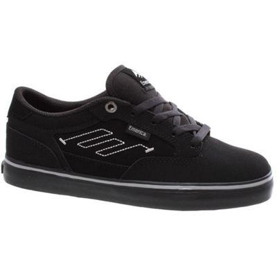 Emerica The Jinx 2 Black Youths Shoe